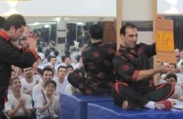 سی فو بهروز قویدل : تهران (دولت آباد)