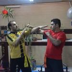 (4)تمرین مربیان27فروردین95